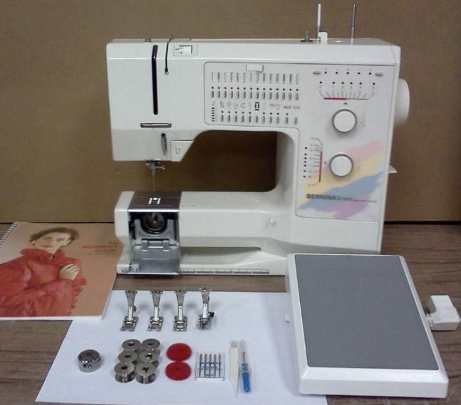 bernina sewing machine store